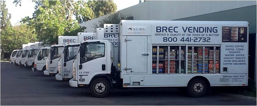 brecvending-vehicle